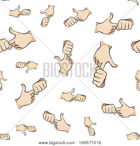 hands icon symbolize love contact pattern. hands symbolize the suggestion of sex pattern. I want you to have sex symbol pattern white background