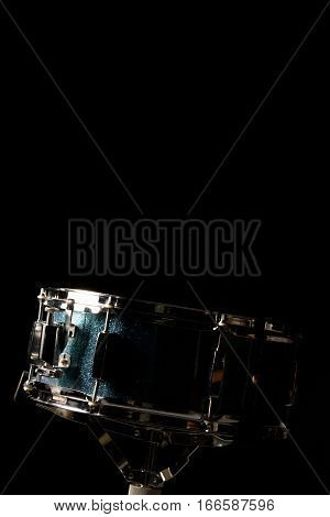 The Shiny Snare Drum