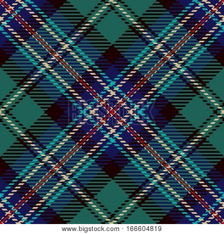 Tartan Seamless Pattern Background. Red Blue Black and Green Plaid Tartan Flannel Shirt Patterns. Trendy Tiles Vector Illustration for Wallpapers