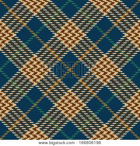 Tartan Seamless Pattern Background. Red Blue Green Gold and Camel Beige Plaid Tartan Flannel Shirt Patterns. Trendy Tiles Vector Illustration for Wallpapers.