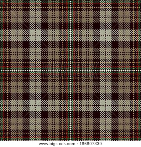 Tartan Seamless Pattern Background. Red Black Green White and Beige Plaid Tartan Flannel Shirt Patterns. Trendy Tiles Vector Illustration for Wallpapers.