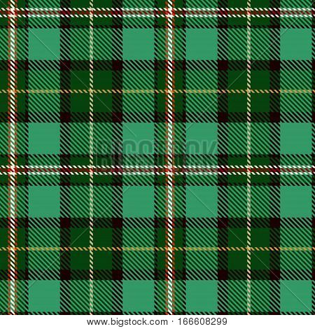Tartan Seamless Pattern Background. Red Black Green Beige and White Plaid Tartan Flannel Shirt Patterns. Trendy Tiles Vector Illustration for Wallpapers.
