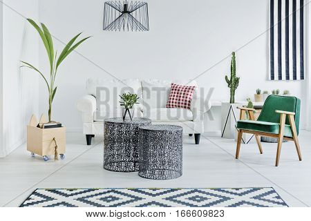 Room With Scandinavian Design