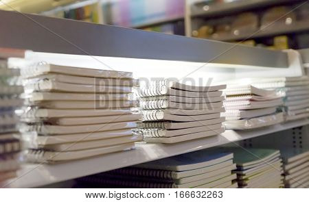 Stationery, notes that were in a stationery store