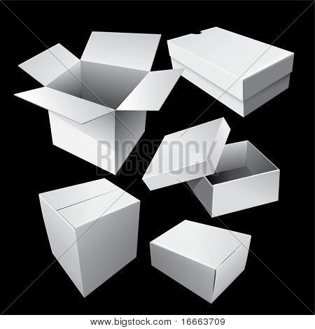 Vector Boxes Dummy