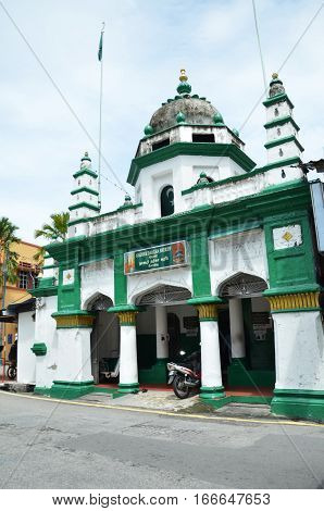 Nagore Durgha Sheriff Mosque