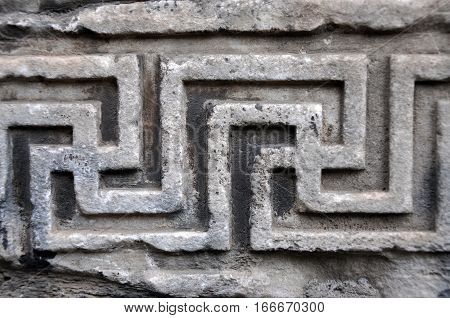 Ancient Roman Architectural Details