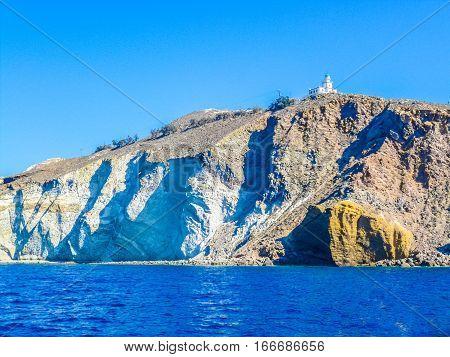 Hdr Akrotiri In Greece