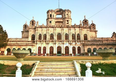 Constantia House located in Lucknow city , India