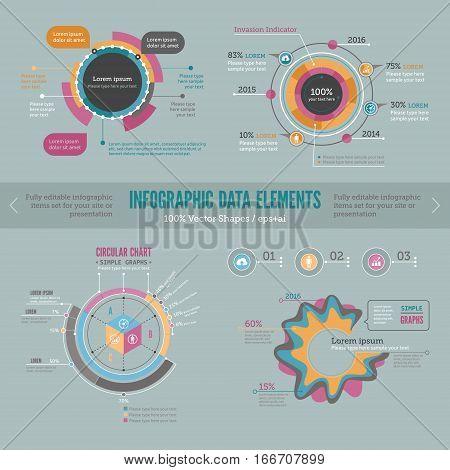 Infographics Data Elements