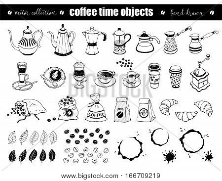 Coffee Time Objects