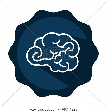 brain storming isolated icon vector illustration design