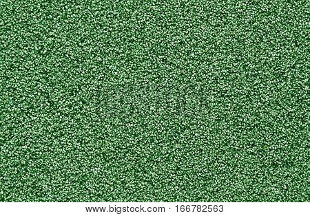 Green Color Stylised Wall Covering Texture.