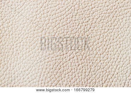 Texture of genuine leather close-up, cowhide. For background , backdrop, substrate use