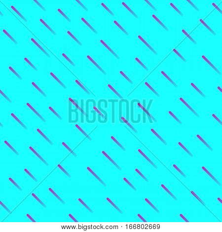 Seamless Pattern Point Of Moving In One Direction And Leave A Mark