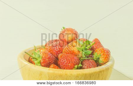 strawberry healthy fruit have many multivitamin and delicious very much