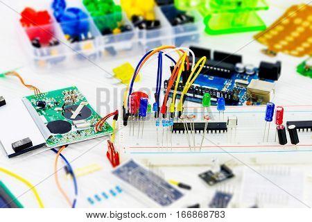 Hardware Engineer's Workplace