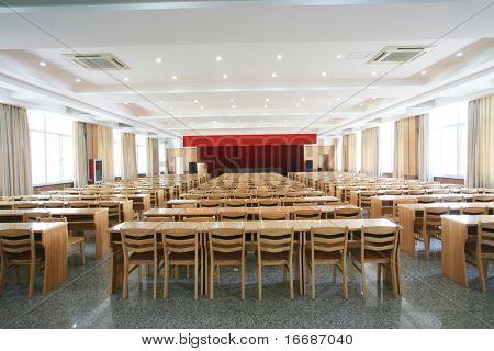 Sitzung Innenraum