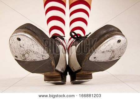 Pair Of Tap Shoes