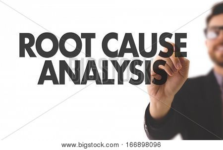 Root Cause Analysis poster