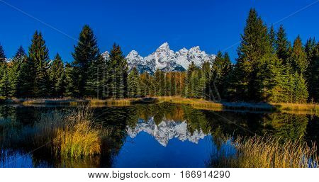 Schwabacher Landing, Grand Teton National Park Jackson Wyoming
