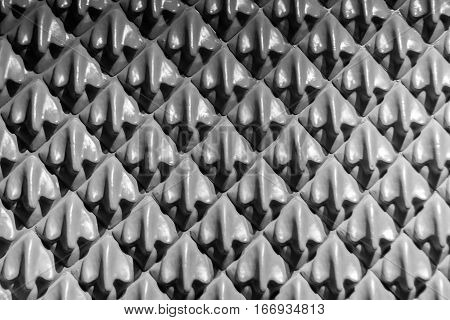 Pattern Of Wall In Dragon Or Reptile