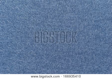 background and texture of blue color of fleece fabric of big resolution