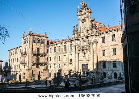 The University Of Santiago De Compostela