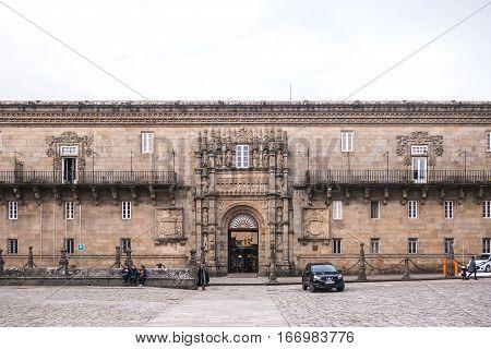 Dos Reis Catolicos Hotel