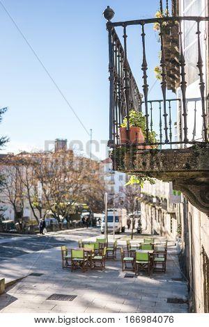 The Galician Balconies