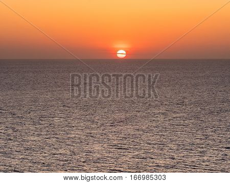 The Sea And The Sun