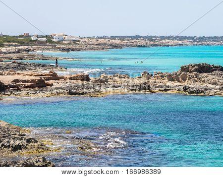 Es Calo Village Beaches