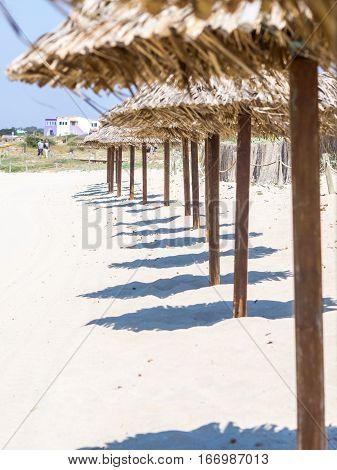 Migjorn Beach In Formentera