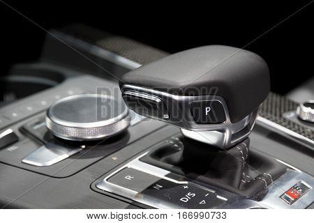 Transmission Stick Audi S5 Coupe