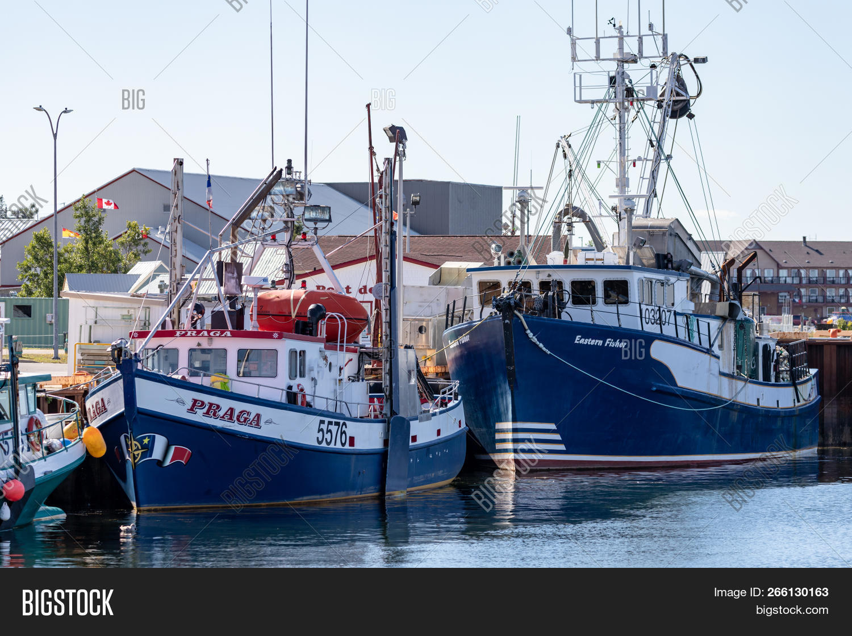 Caraquet, New Image & Photo (Free Trial) | Bigstock