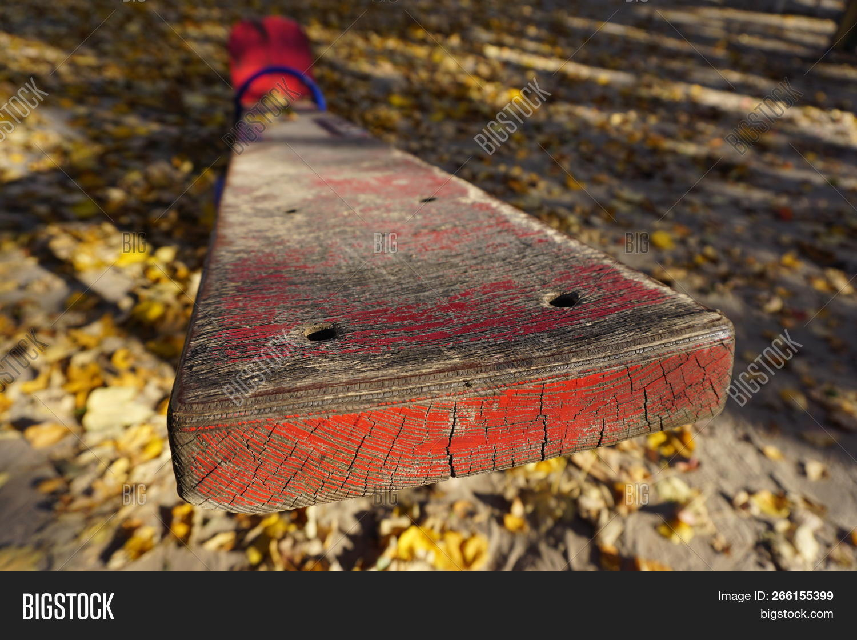Playground Red Shawl Image & Photo (Free Trial) | Bigstock
