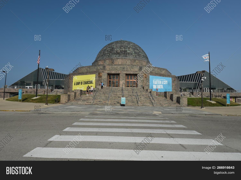 Adler Planetarium Image & Photo (Free Trial)   Bigstock