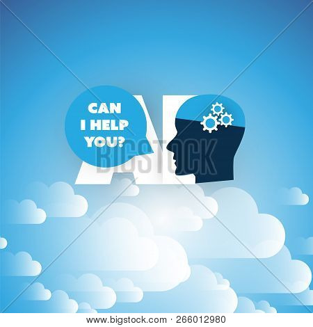 Cloud Computing, Automated Support Assistance, Digital Aid, Deep Learning And Future Technology Conc