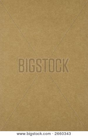 Braun Kraft Papier Karton
