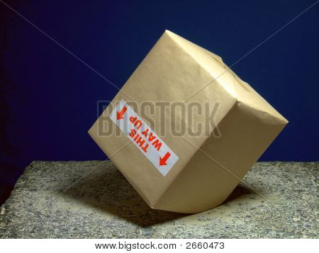 Dropped Package