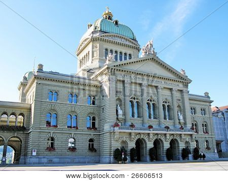 Swiss Parliament, Bern