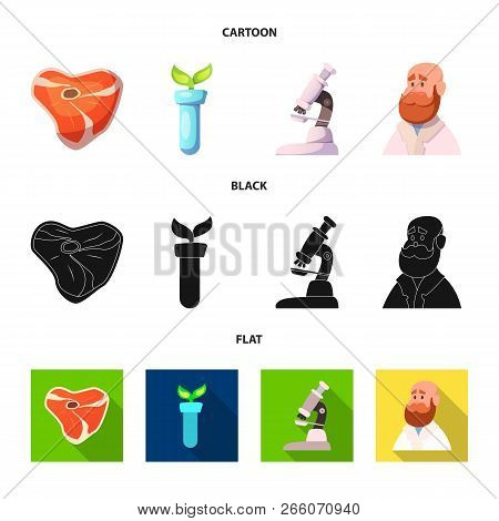 Vector Design Of  And  Symbol. Set Of  And  Stock Vector Illustration.