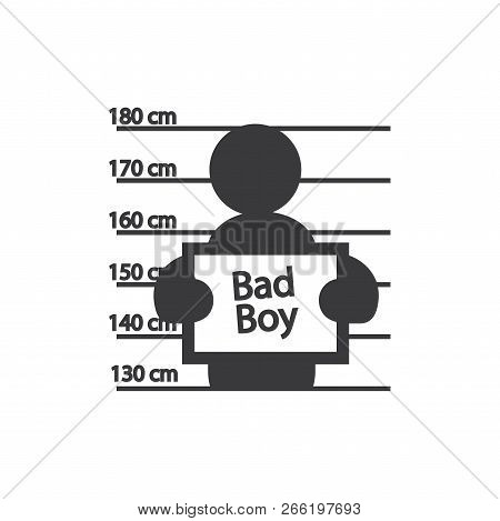 Criminal Posing Vector & Photo (Free Trial) | Bigstock