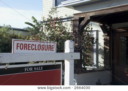 Home In Foreclose