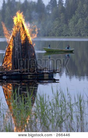 Midsummer Fire