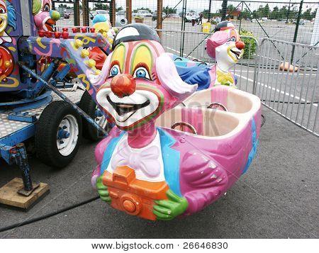 Clown ride