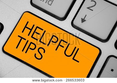 Handwriting Text Helpful Tip S Is. Concept Meaning Ask An Expert Solutions Hints Consulting Warning