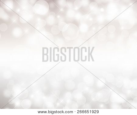 Background, Abstract, Light, Christmas, Bright, Shine, Texture, Bokeh, Holiday, Silver, Gray, Sparkl
