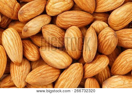 Almond. Almonds Macro. Almonds Background. Almond Nuts