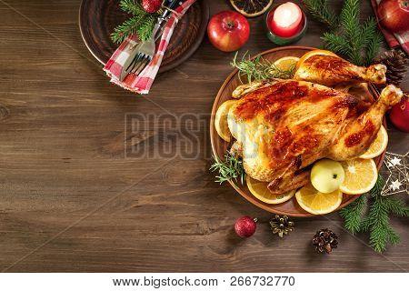 Christmas Chicken Or Turkey